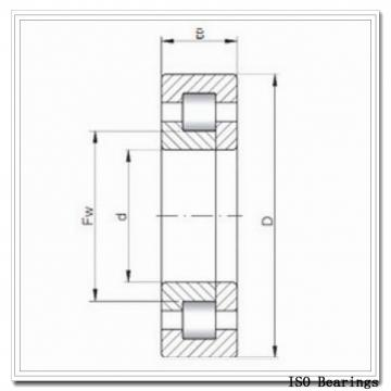 45 mm x 85 mm x 23 mm  ISO 32209 tapered roller bearings