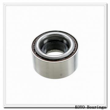 22 mm x 56 mm x 21 mm  KOYO 323/22R tapered roller bearings