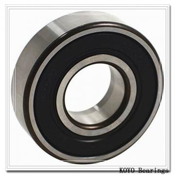 20 mm x 52 mm x 16 mm  KOYO 30304AC tapered roller bearings