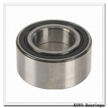 38,1 mm x 72,238 mm x 20,638 mm  KOYO 16150/16284 tapered roller bearings