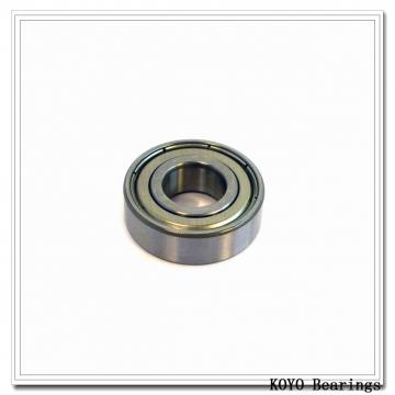 20 mm x 47 mm x 14 mm  KOYO 6204ZZ deep groove ball bearings