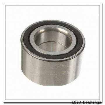 41 mm x 82 mm x 38 mm  KOYO 46T080804 tapered roller bearings