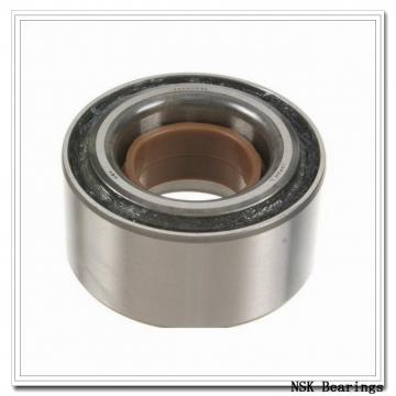 100 mm x 215 mm x 73 mm  NSK NJ2320 ET cylindrical roller bearings