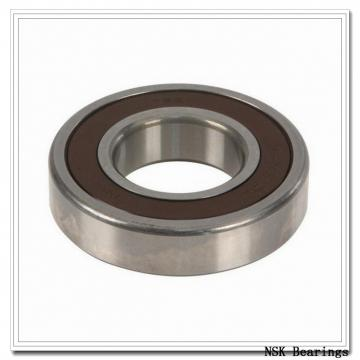 17 mm x 47 mm x 14 mm  NSK 6303VV deep groove ball bearings