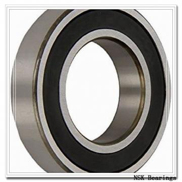 55 mm x 120 mm x 20 mm  NSK 55TAC120B thrust ball bearings