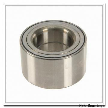 10 mm x 26 mm x 8 mm  NSK 6000NR deep groove ball bearings