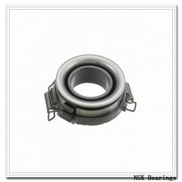 31.75 mm x 62 mm x 19,05 mm  NSK 15123/15245 tapered roller bearings