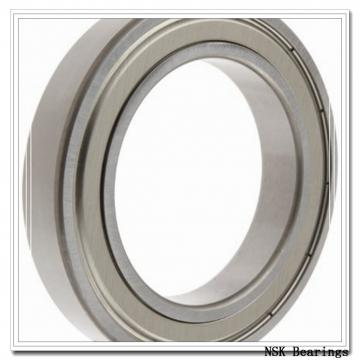 17 mm x 52 mm x 18 mm  NSK B17-116 deep groove ball bearings