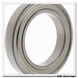 6 mm x 21 mm x 7 mm  NSK E 6 deep groove ball bearings
